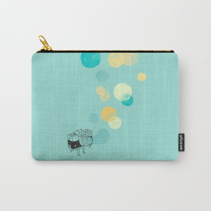 Memories like bubbles Carry-All Pouch