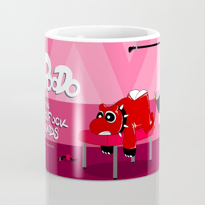 Pandas (Peepoodo) Coffee Mug