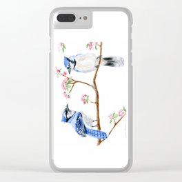Hope and Courage by Teresa Thompson Clear iPhone Case