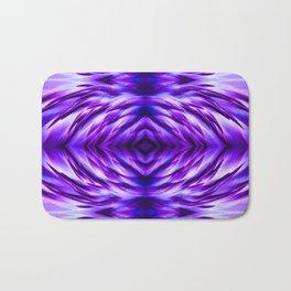 Cyber Monday   Purple Blue Night Bath Mat