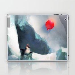 Heart Penguin Laptop & iPad Skin