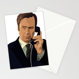 Better Call Stationery Cards