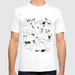 Gator Rolls T-shirt