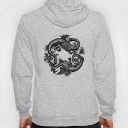 Salamander and Dragon Hoody