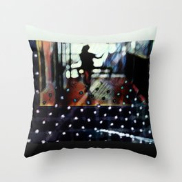 That We Can't Catch Throw Pillow