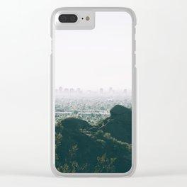 Phoenix, Arizona Clear iPhone Case