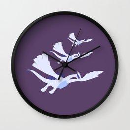 Lugia Wall Clock