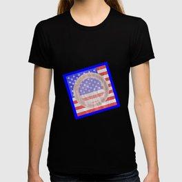 Stars And Stripes Condom T-shirt