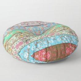 Rococo Style Floor Pillow