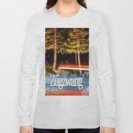 Zugzwang Tail Light Streak Long Sleeve T-shirt