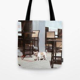 No. 9 Tote Bag