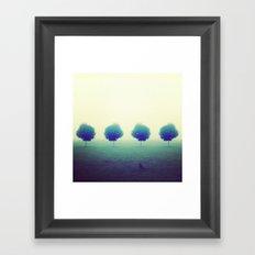 Fourtet Framed Art Print