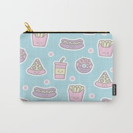 Kawaii Junk Food Carry-All Pouch