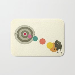 Bull's Eye : Taurus Bath Mat