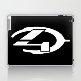 Halo 4 logo Laptop & iPad Skin