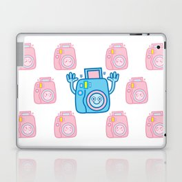 We are watching you. Say Cheese!!! Laptop & iPad Skin