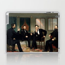 The Peacemakers -- Civil War Union Leaders Laptop & iPad Skin