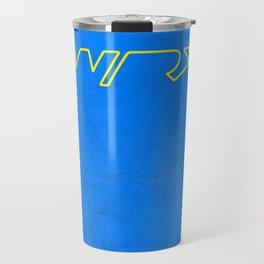 WRX Heartbeat Travel Mug