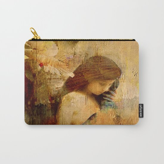 The message of Marie de Magdala Carry-All Pouch