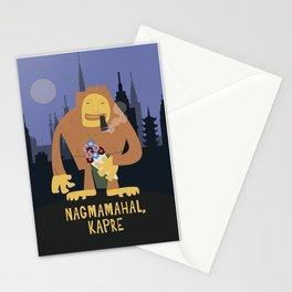 Nagmamahal, Kapre (Philippine Mythological Creatures Series) Stationery Cards