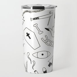 Are You Happy? Travel Mug