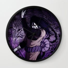 orochimaru Wall Clock