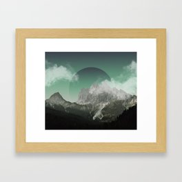 Magic Place Framed Art Print