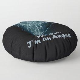 Angels Floor Pillow
