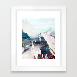 Untitled 20131108w (Landscape) Framed Art Print