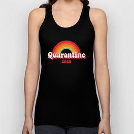 Quarantine 2020 Unisex Tank Top