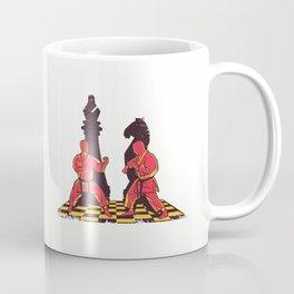 Martial Artists Strategist Coffee Mug