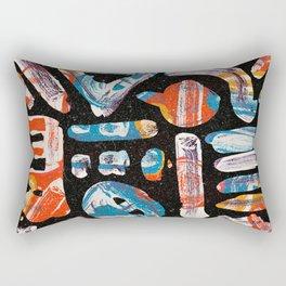 Pattern Number 6B Rectangular Pillow