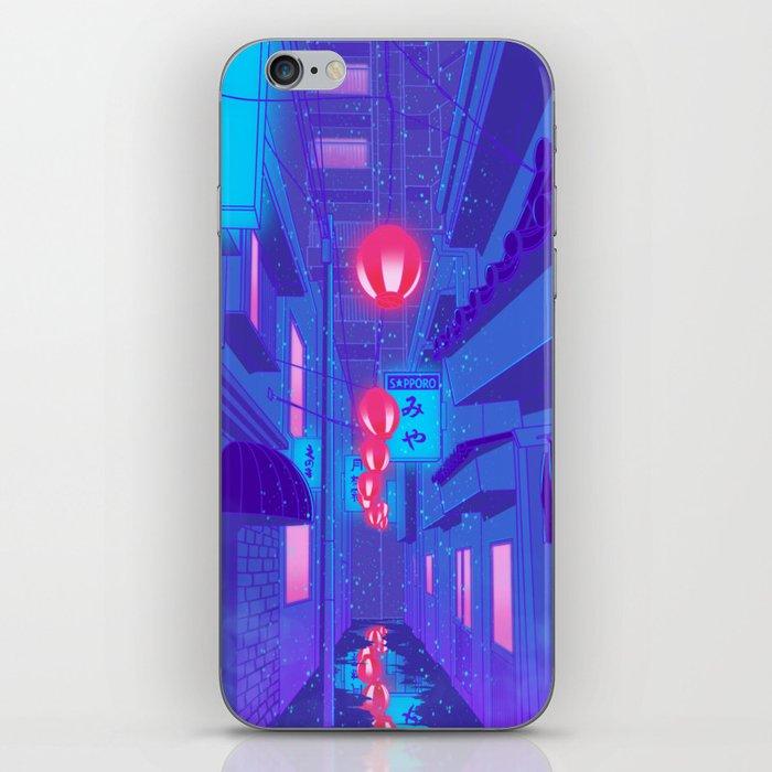 Shibuya Nights iPhone Skin