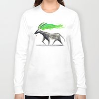 hannibal Long Sleeve T-shirts featuring Hannibal  by gunberk