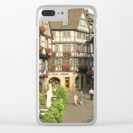 Alsace - Colmar Clear iPhone Case