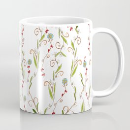 Flower vines Coffee Mug