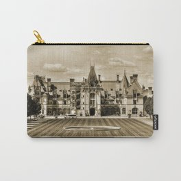 Biltmore Mansion Estate Carry-All Pouch