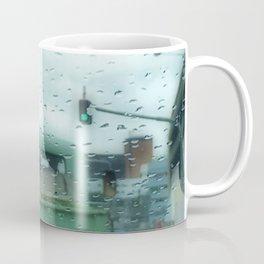 Rainy Days and Vintage Vehicles Coffee Mug