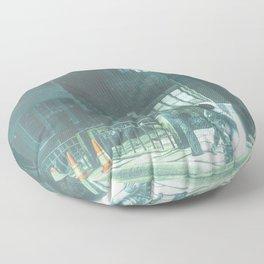 Home Coming Floor Pillow