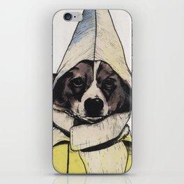 Banana Dog iPhone Skin