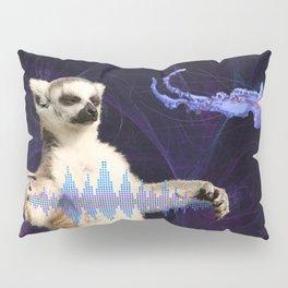 Music Waves Pillow Sham