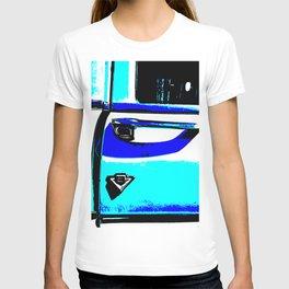 Chrome door handle T-shirt