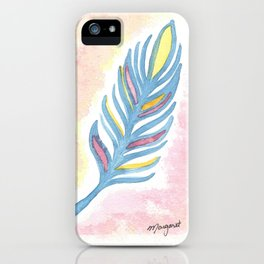 Flying Colors iPhone Case