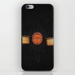 """see the sun"" iPhone Skin"