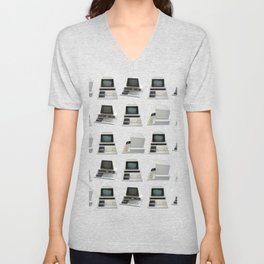 Commodore Pet Unisex V-Neck