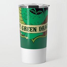 The Green Dragon Pub Travel Mug