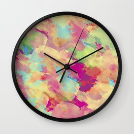 Abstract 40 Wall Clock