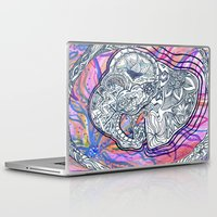 lucy Laptop & iPad Skins featuring Lucy by KD Ives