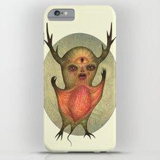 The Green Vampire Stag Creature iPhone 6 Plus Slim Case