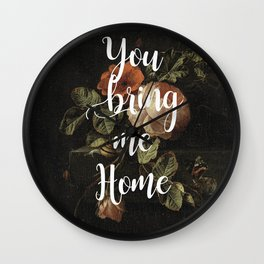 Harry Styles Sweet Creature graphic artwork Wall Clock